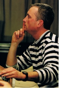 John Wegter, technicus van de eerste jaren